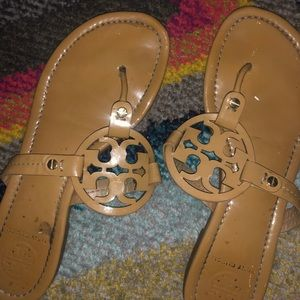 Tory Burch Miller Sandal Size 8 USED